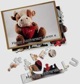 Personalised Love Photo Jigsaw