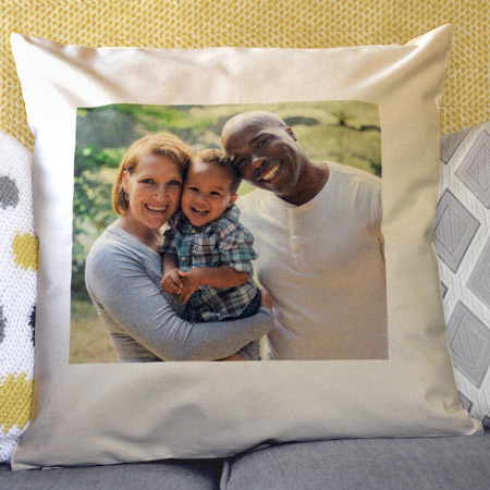 Personalised fairtrade Cushion