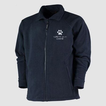 Embroidered Fleeces