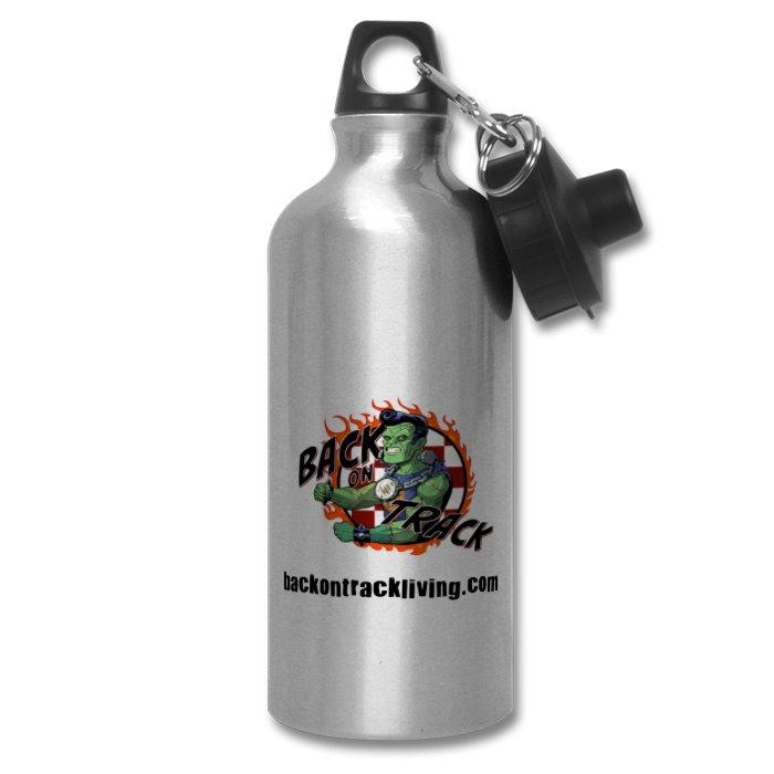 Back on Track Water Bottle