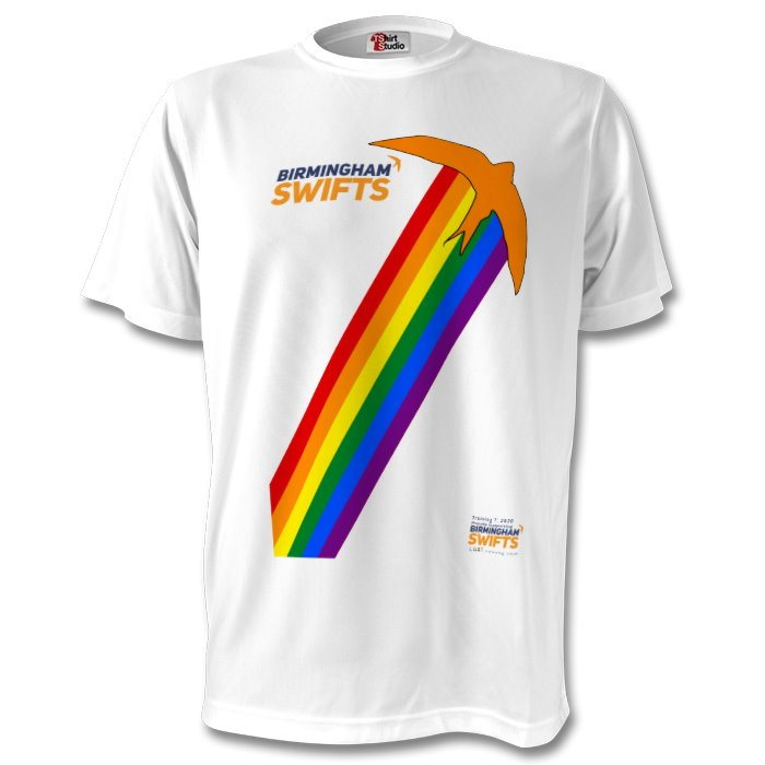 Birmingham Swifts 2020 Training T
