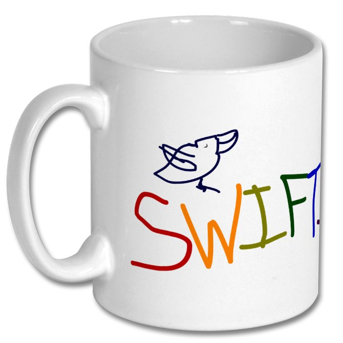 Birmingham Swifts 2020 Winning Mug 2