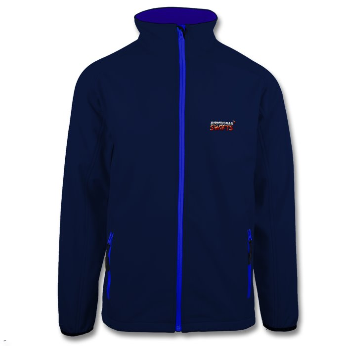Birmingham Swifts Softshell Jacket
