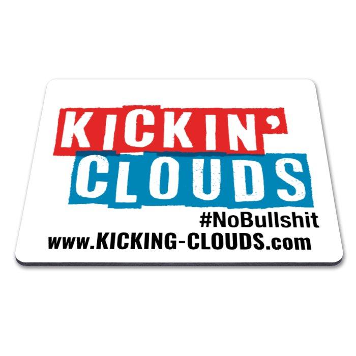 Kickin' Clouds Mouse Mat