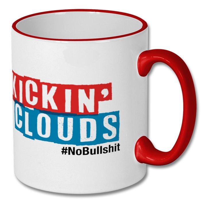 Kickin' Clouds Mug