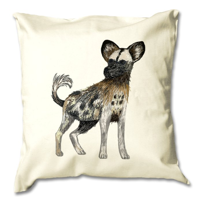 Ragdog Cushion