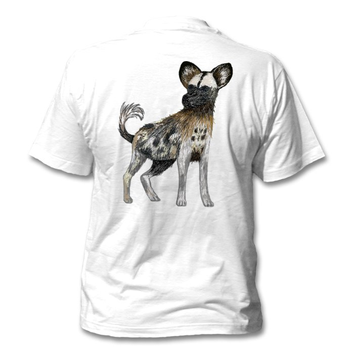 Ragdog White T-Shirt