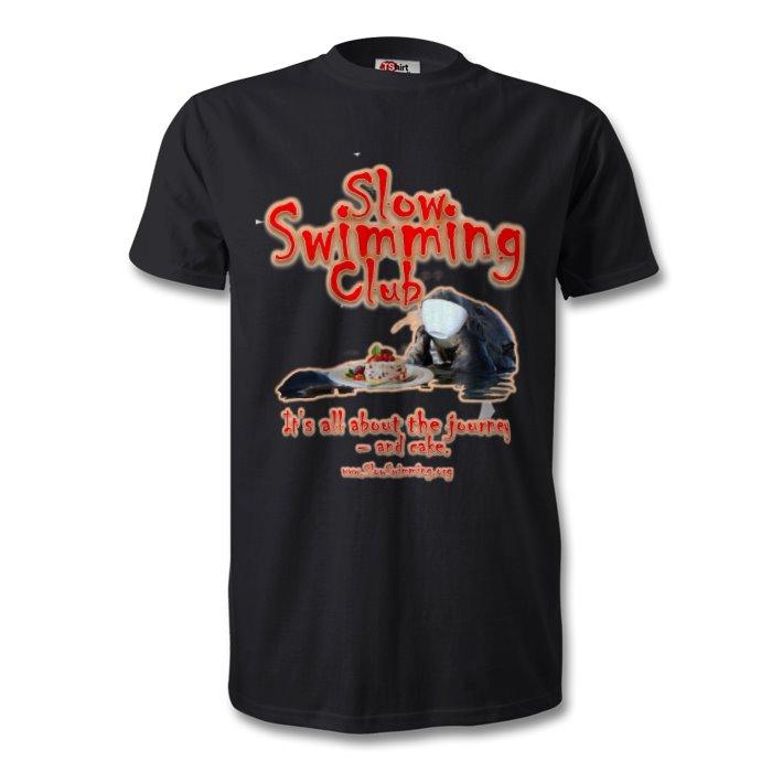Slow Swimming Club T Shirt
