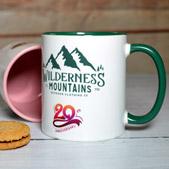 Personalised Colour Mug Printing