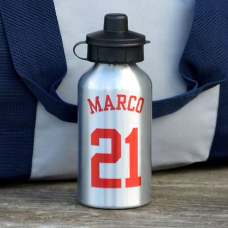 Small Water Bottle Printing