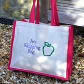 Personalised Shopping Bags