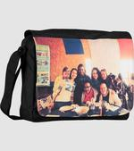 Personalised Photo Messenger Bags