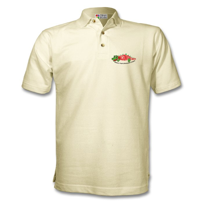 design your own polo shirts embroidered