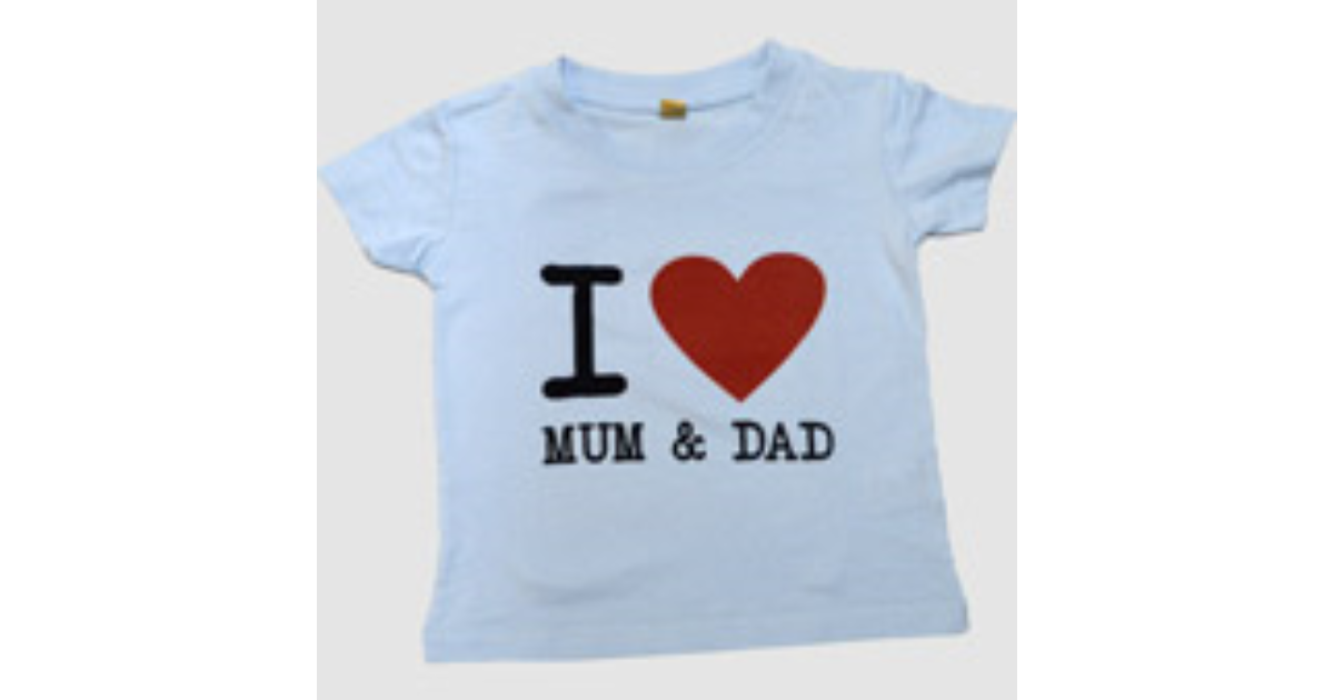 6af2b0aed Personalised Baby T-Shirts | Baby T-Shirt Printing | Personalised Gifts