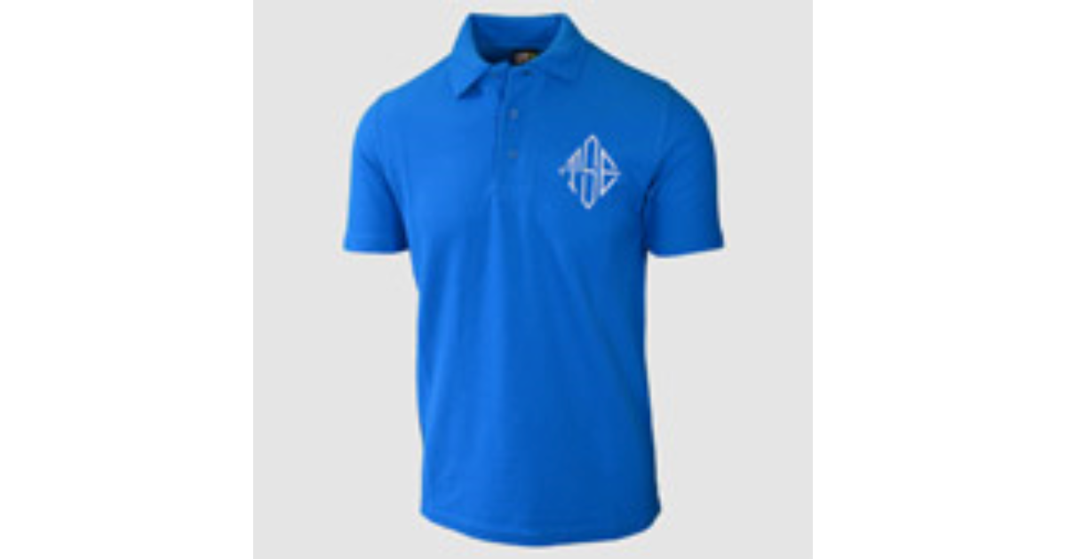 581bcd32 Cheap Personalised Polo Shirts | Value Embroidered Polo Shirts