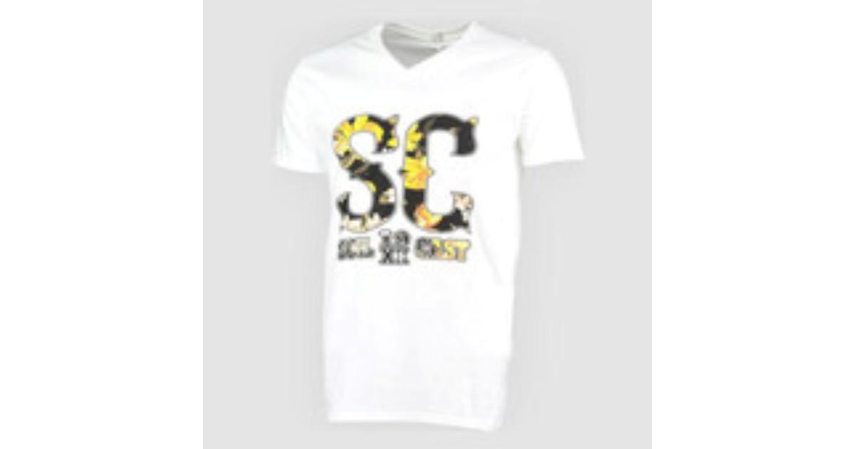 10b4be94ac2 Mens V Neck T-Shirt Printing
