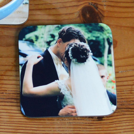 Personalised Photo Coaster