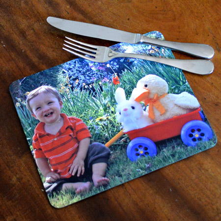Personalised Printed Placemat